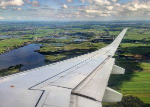 Vliegen boven Holland