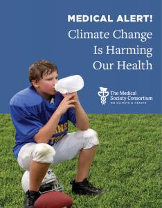 Klimaat beïnvloedt gezondheid